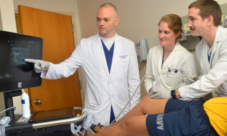 Navy Medicine Using Connected Technology for Patient Care