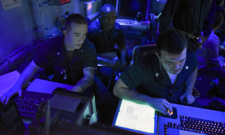 Navy Command and Control