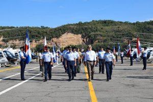 RHTC Nationalization Ceremony procession