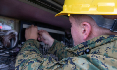 Marine Corps Business Operations