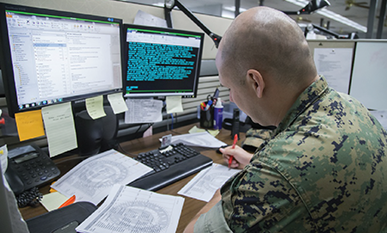 Marine Corps Financial Management